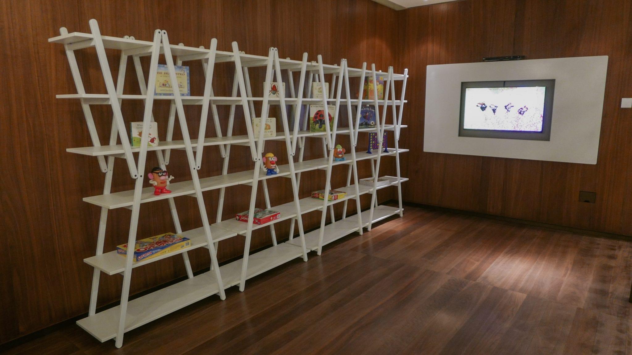 al safwa 19 - REVIEW - Qatar Al Safwa First Class Lounge - Doha