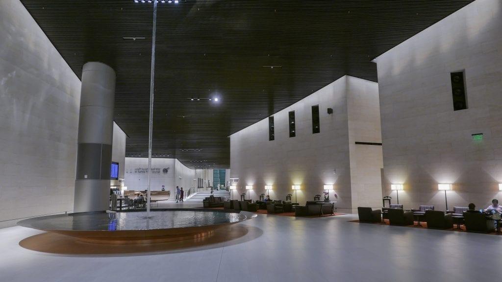 al safwa 2 1024x576 - REVIEW - Qatar Al Safwa First Class Lounge - Doha