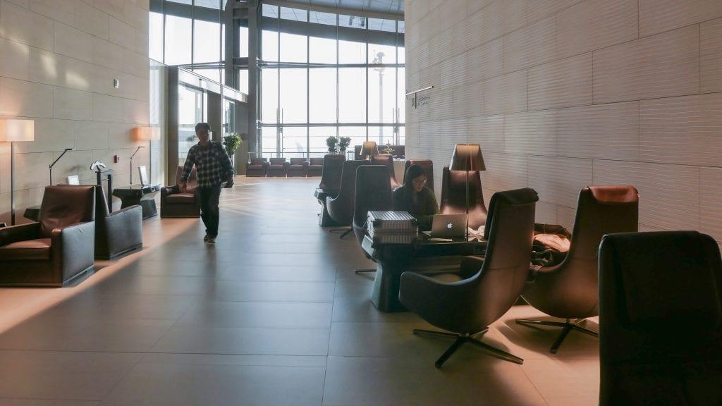 al safwa 24 1024x576 - REVIEW - Qatar Al Safwa First Class Lounge - Doha