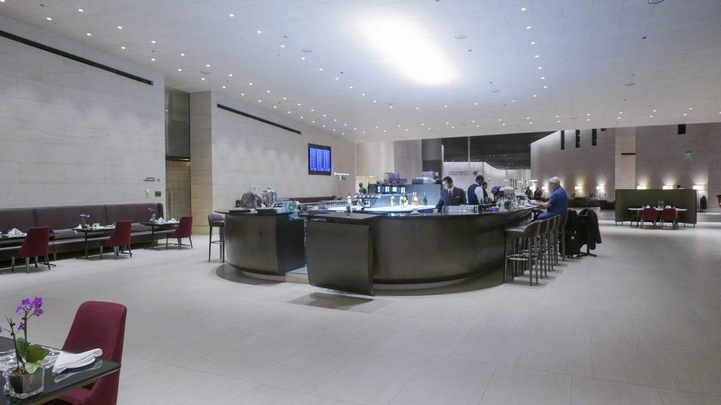 al safwa 3 1024x576 - REVIEW - Qatar Al Safwa First Class Lounge - Doha