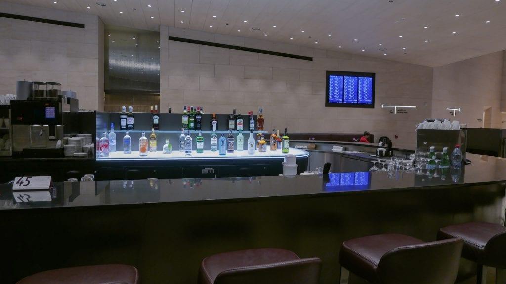 al safwa 4 1024x576 - REVIEW - Qatar Al Safwa First Class Lounge - Doha