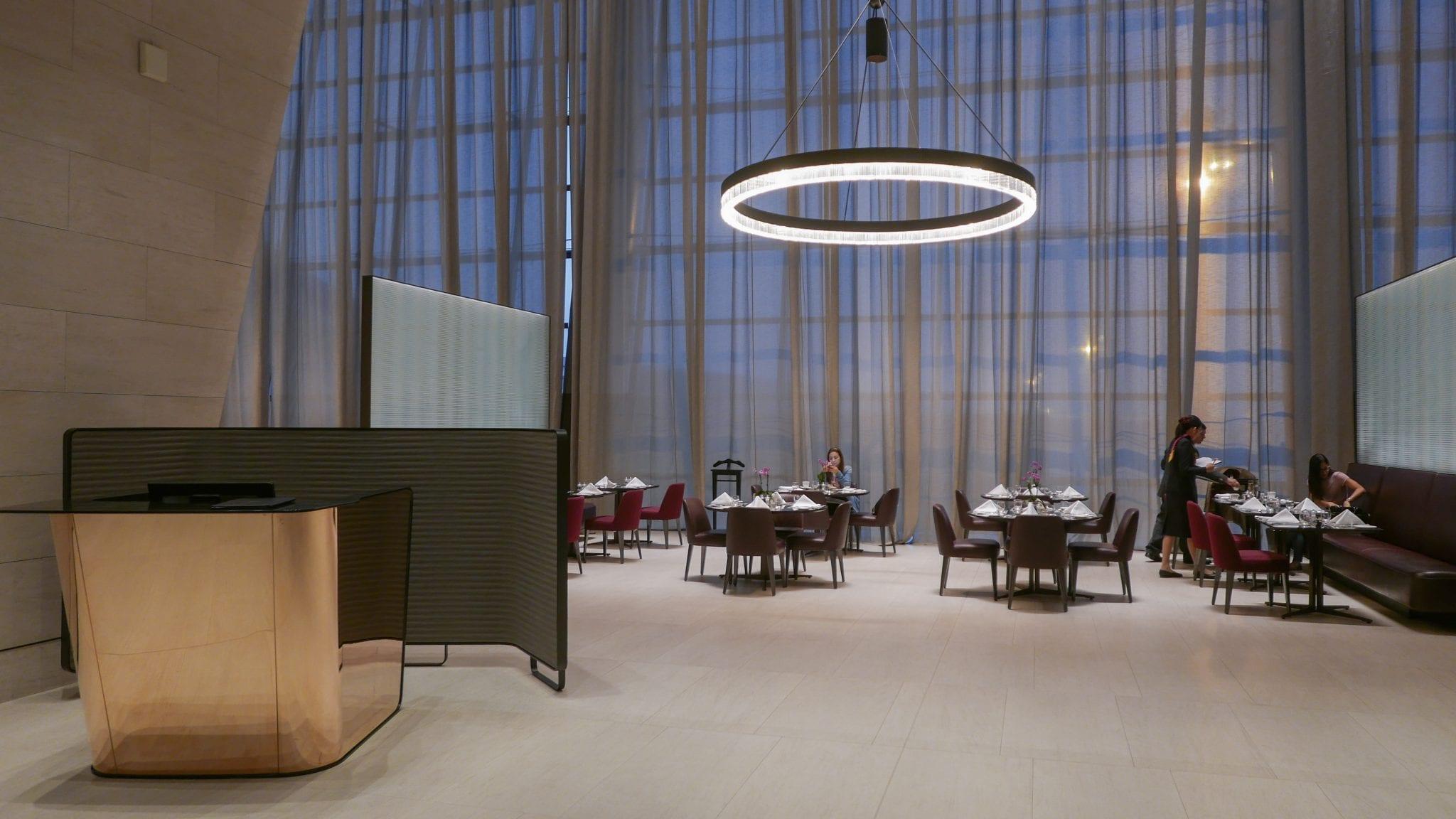 al safwa 5 - REVIEW - Qatar Al Safwa First Class Lounge - Doha