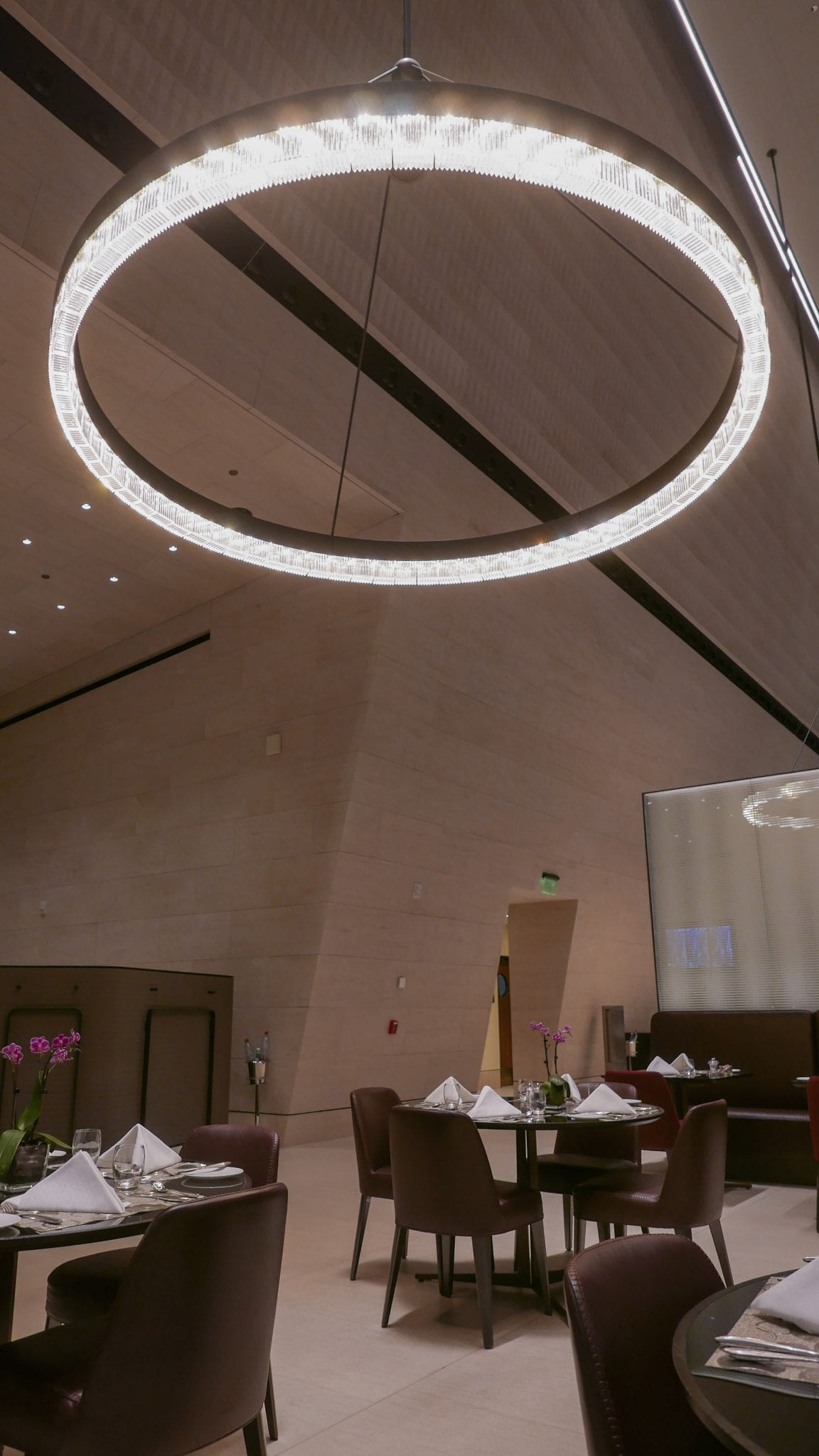 al safwa 6 - REVIEW - Qatar Al Safwa First Class Lounge - Doha