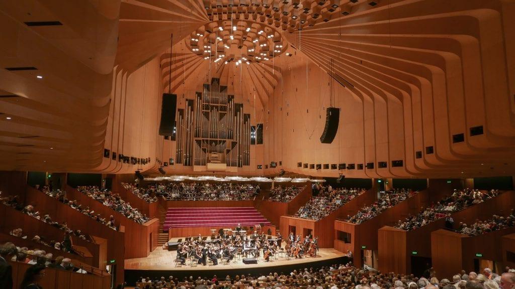 syd sights 27 1024x576 - REVIEW - Park Hyatt Sydney : Opera Deluxe Room