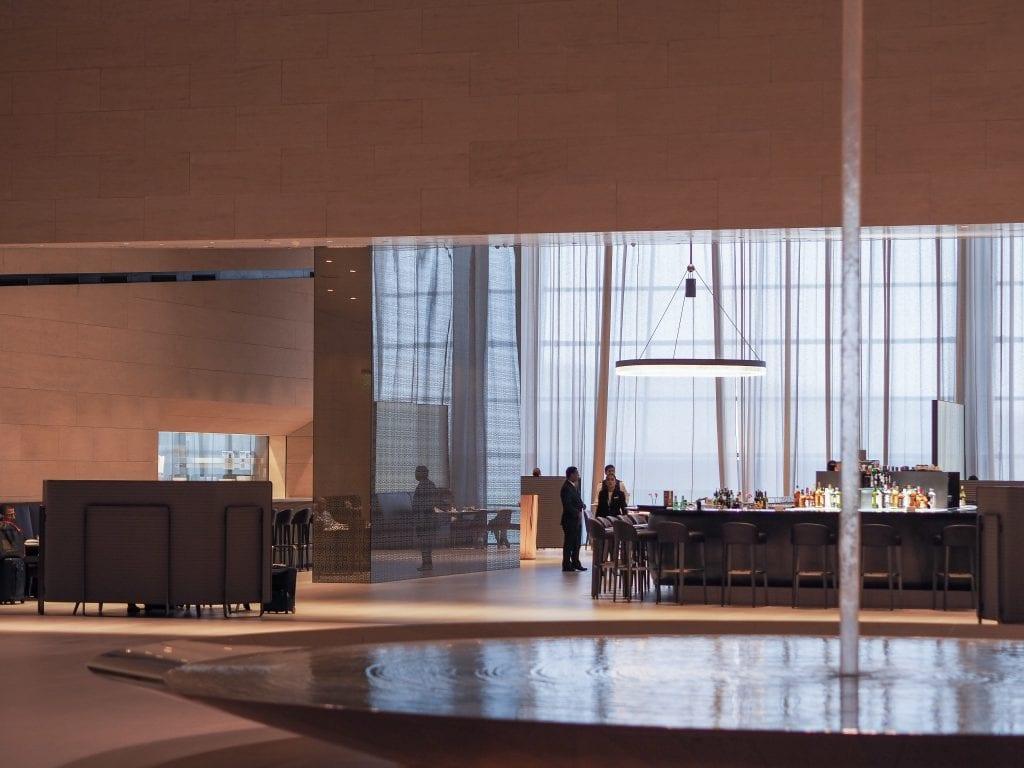 al safwa 27 1 1024x768 - REVIEW - Qatar Al Safwa First Class Lounge - Doha