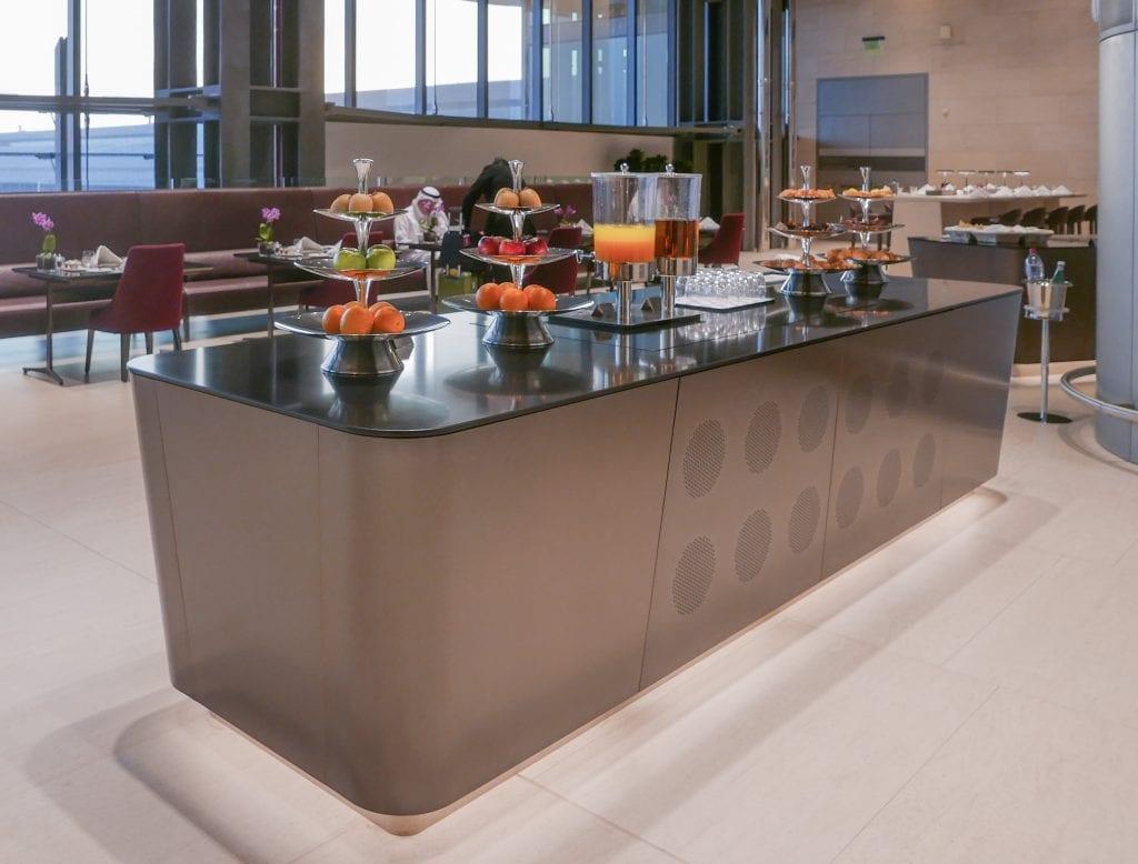 al safwa 28 1024x778 - REVIEW - Qatar Al Safwa First Class Lounge - Doha