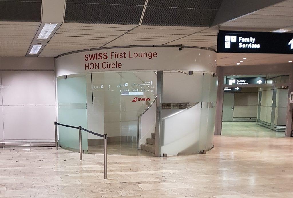 LX F ZRH E gates 1 1024x690 - REVIEW - SWISS First Class Lounge - Zurich (ZRH E-Gates)