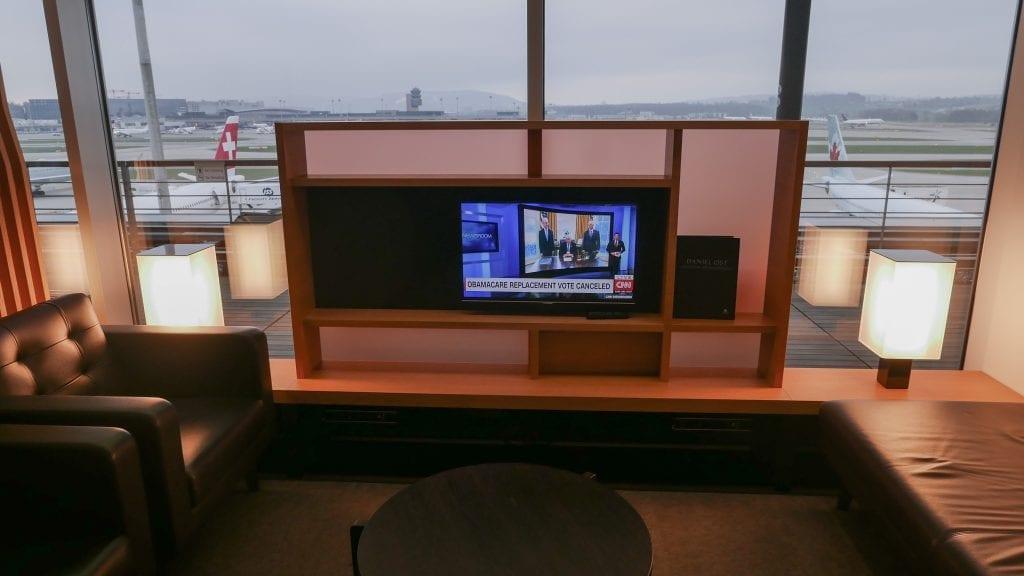 LX F ZRH E gates 14 1024x576 - REVIEW - SWISS First Class Lounge - Zurich (ZRH E-Gates)