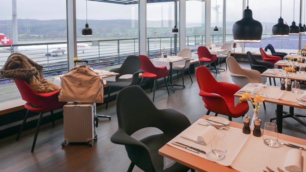 LX F ZRH E gates 18 1024x576 - REVIEW - SWISS First Class Lounge - Zurich (ZRH E-Gates)