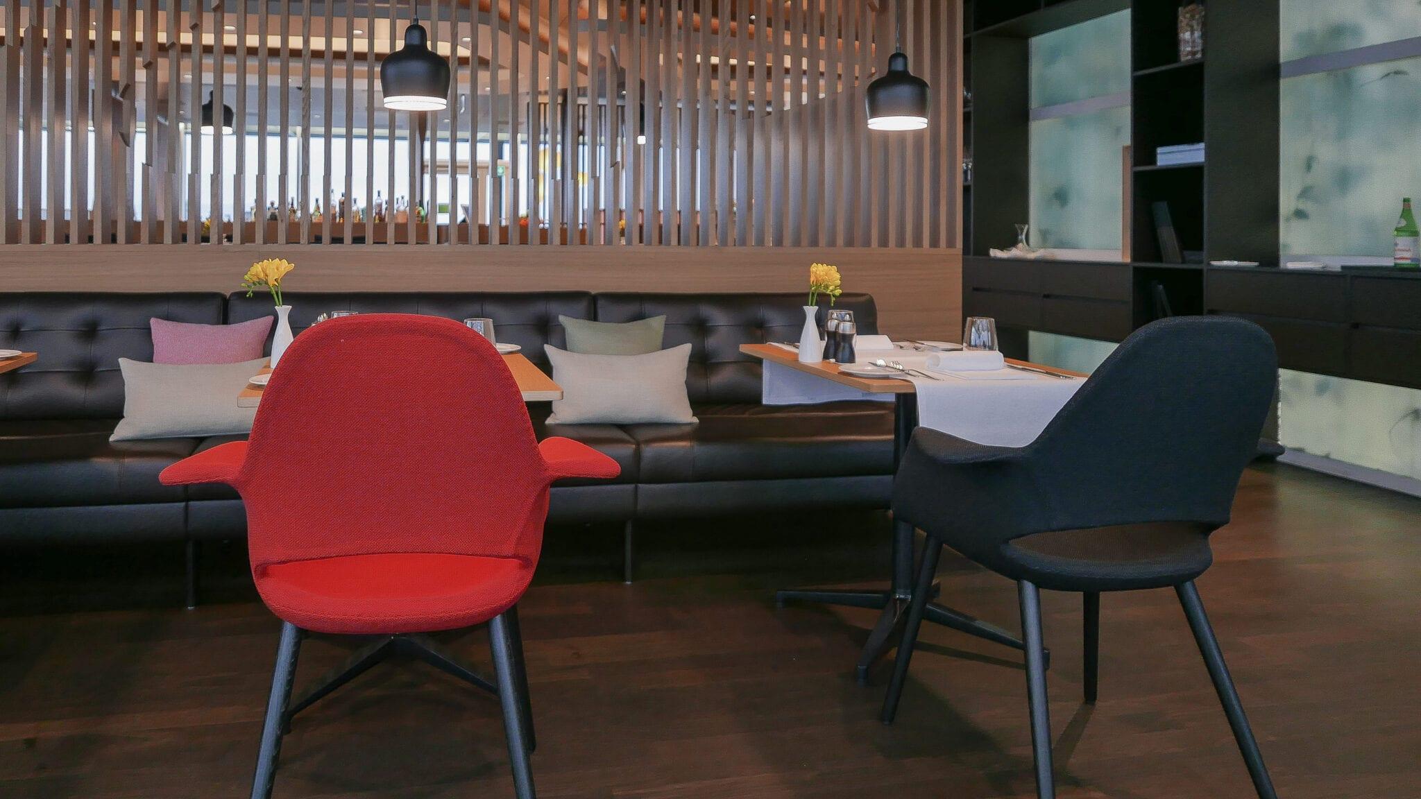LX F ZRH E gates 19 - REVIEW - SWISS First Class Lounge - Zurich (ZRH E-Gates)
