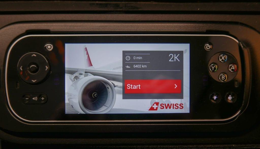 LX F 777 YUL ZRH 21 1024x589 - REVIEW - SWISS : First Class - Montreal YUL to Zurich ZRH (B777)