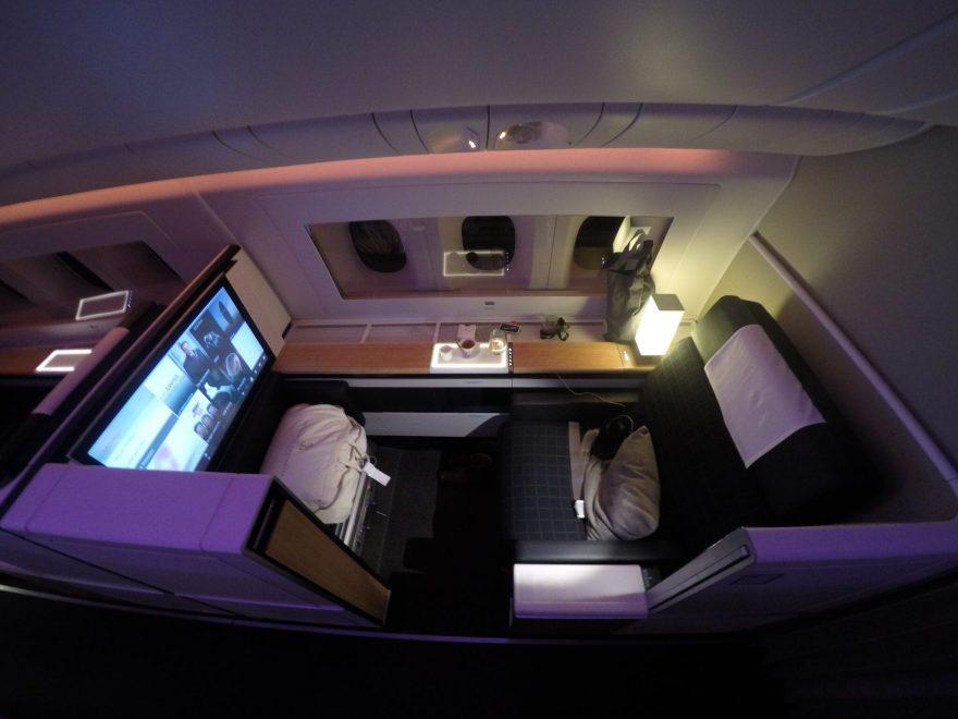 LX F 777 YUL ZRH 38 880x660 - First Class & Business Class flight reviews