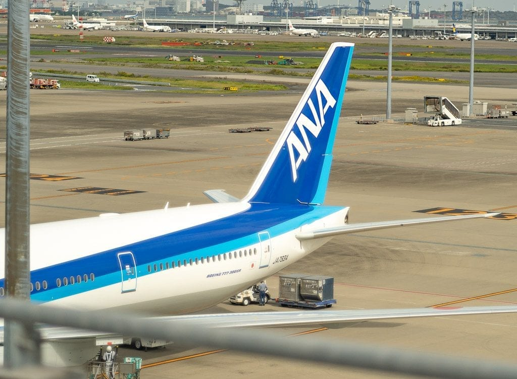 ANA New F 1 1024x750 - WORLD EXCLUSIVE REVIEW - ANA : New First Class Suite - Tokyo HND to London LHR (B777)