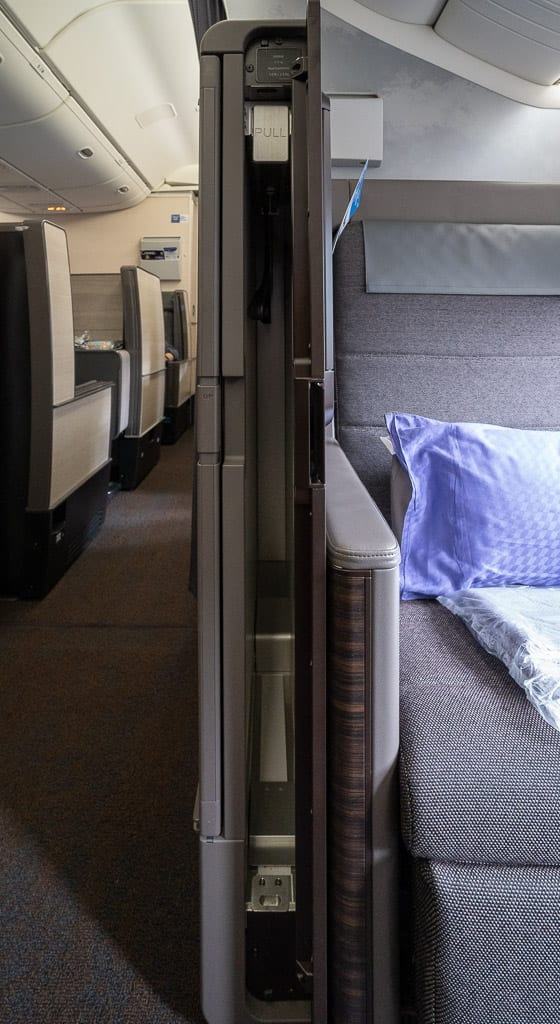 ANA New F 24 - WORLD EXCLUSIVE REVIEW - ANA : New First Class Suite - Tokyo HND to London LHR (B777)