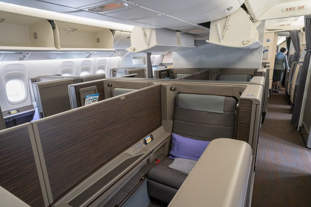 ANA New F 4 1024x683 - WORLD EXCLUSIVE REVIEW - ANA : New First Class Suite - Tokyo HND to London LHR (B777)