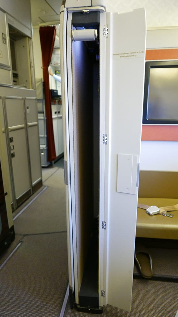 GA F CGK LHR 10 - REVIEW - Garuda Indonesia : First Class - Jakarta CGK to London LHR (B777)
