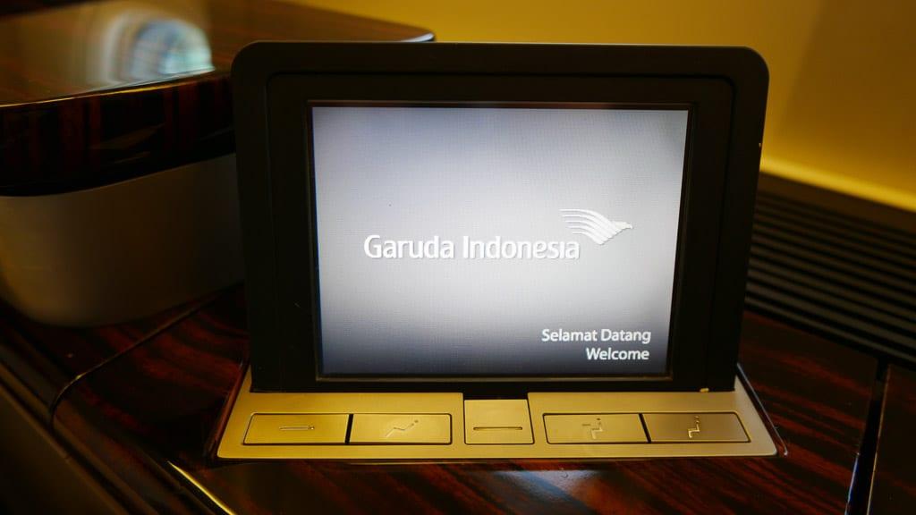 GA F CGK LHR 12 - REVIEW - Garuda Indonesia : First Class - Jakarta CGK to London LHR (B777)