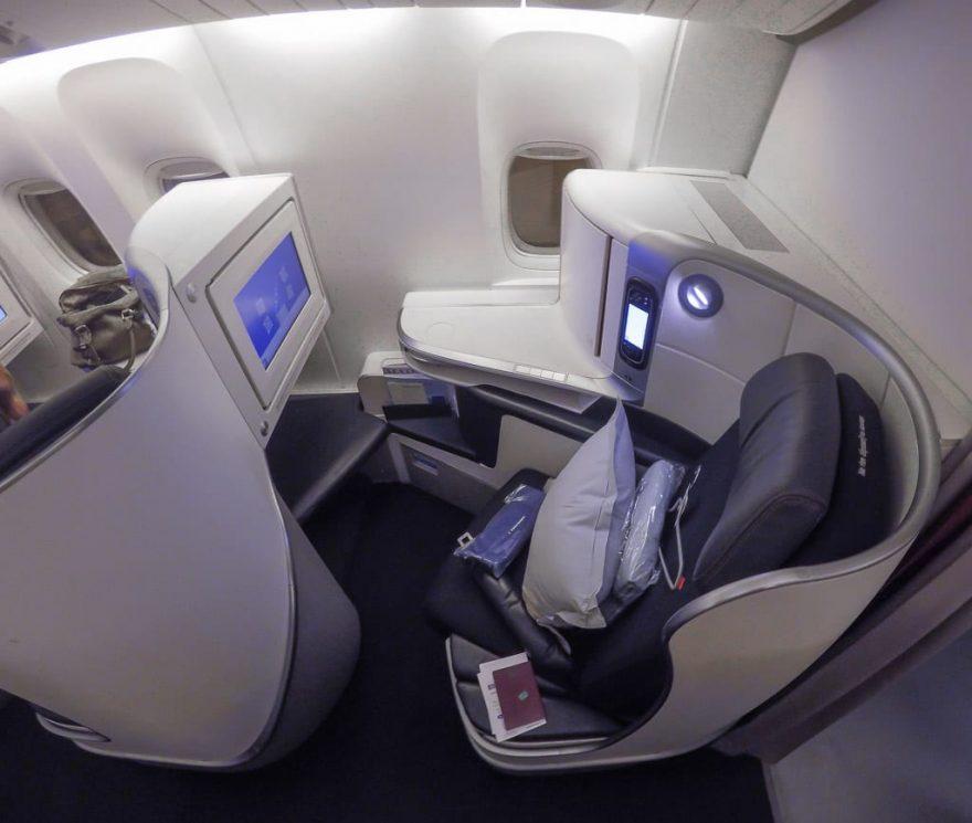 AF J 777 3 880x745 - First Class & Business Class flight reviews