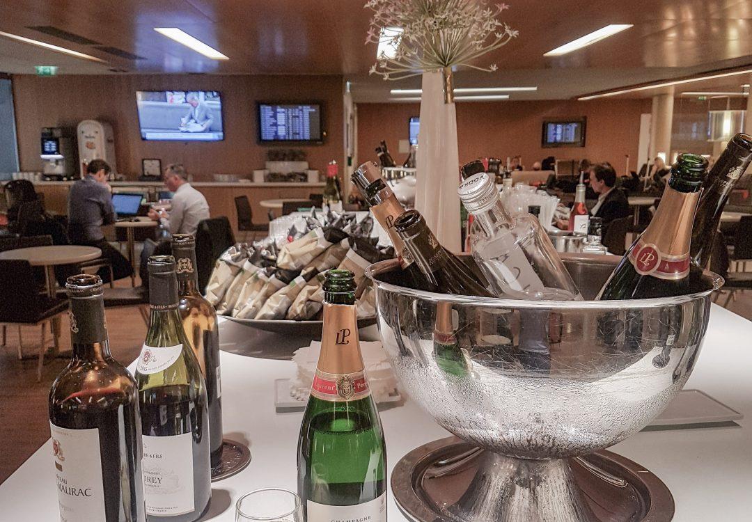 CDG K Lounge 9 1080x750 - REVIEW - Air France Business Class Lounge : Paris CDG - Terminal 2E - Hall K