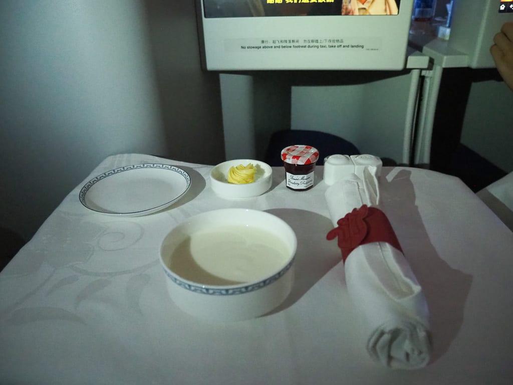 CZ A330 J 48 - REVIEW - China Southern : Business Class - A330 - Guangzhou CAN to Paris CDG
