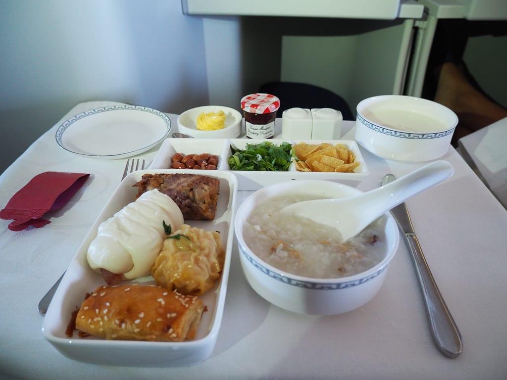 CZ A330 J 50 - REVIEW - China Southern : Business Class - A330 - Guangzhou CAN to Paris CDG