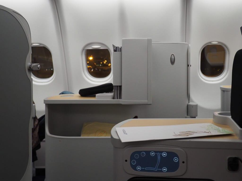 CZ A330 J 6 - REVIEW - China Southern : Business Class - A330 - Guangzhou CAN to Paris CDG