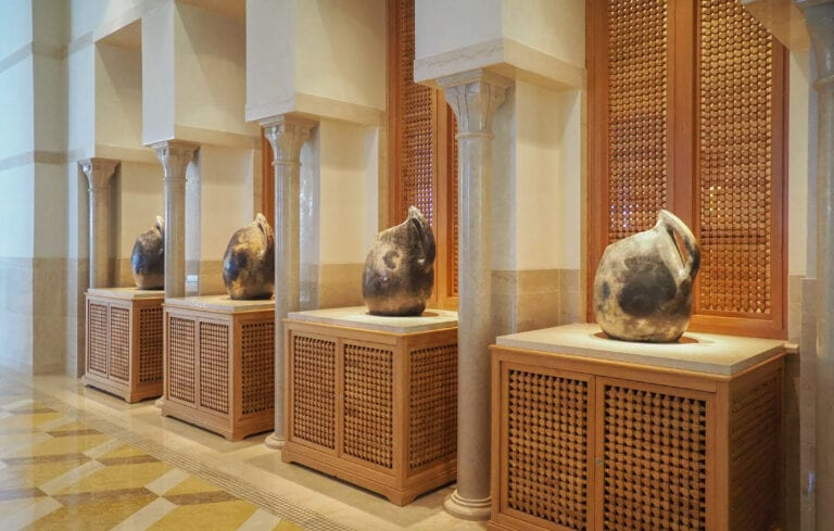 FS Tunis 8 768x489 - REVIEW - Four Seasons Tunis : Premier Room
