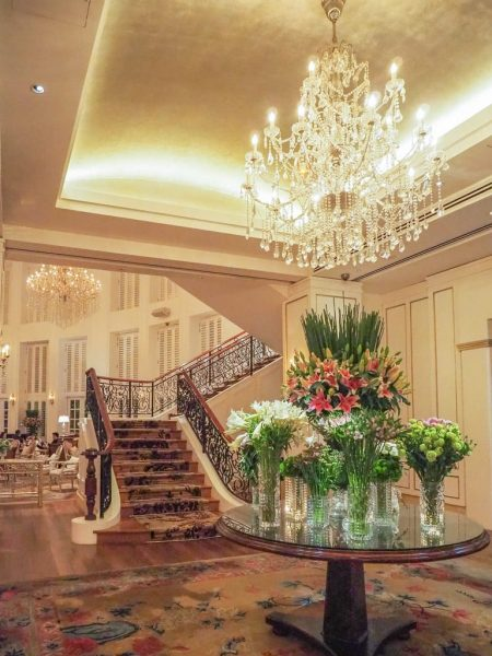 PH Saigon 1 450x600 - REVIEW - Park Hyatt Saigon : Deluxe King (w. Pool Access)