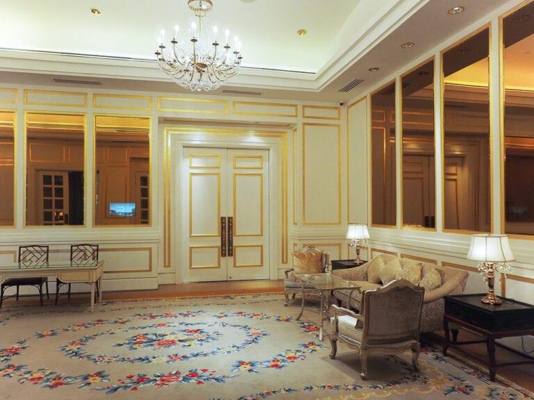 PH Saigon 4 768x576 - REVIEW - Park Hyatt Saigon : Deluxe King (w. Pool Access)