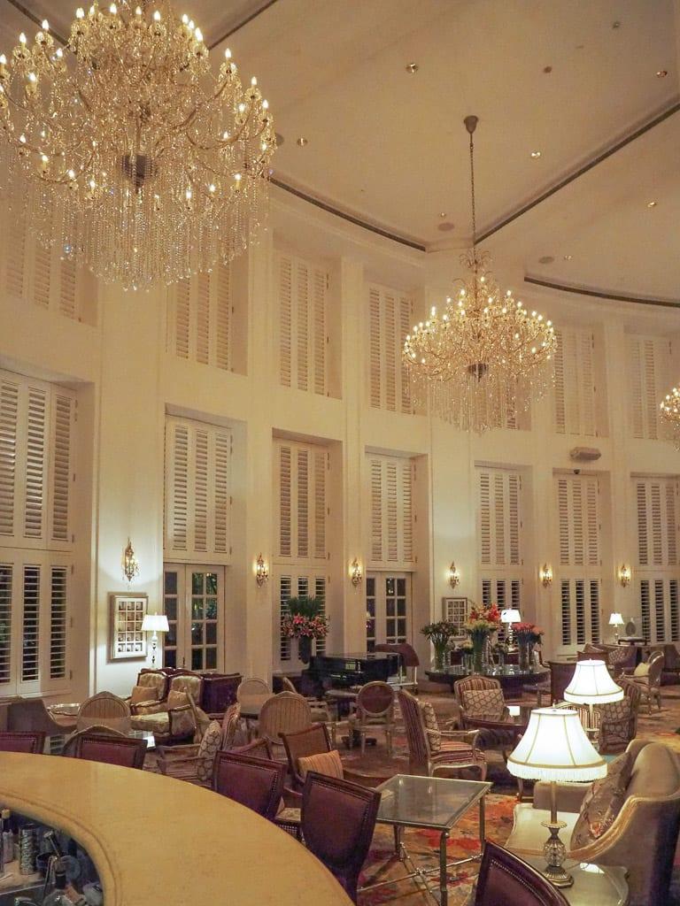 PH Saigon 5 - REVIEW - Park Hyatt Saigon : Deluxe King (w. Pool Access)