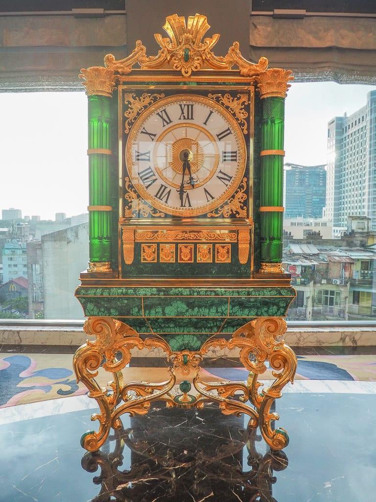 Reverie Saigon 10 - REVIEW - The Reverie Saigon : Junior suite