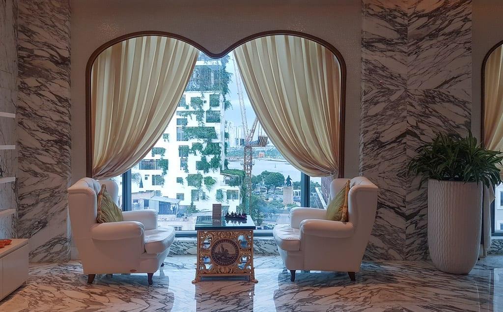 Reverie Saigon 152 - REVIEW - The Reverie Saigon : Junior suite