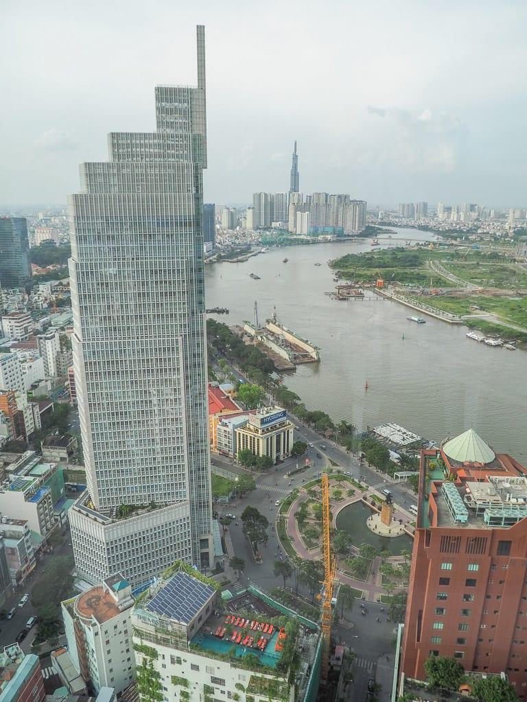 Reverie Saigon 75 - REVIEW - The Reverie Saigon : Junior suite