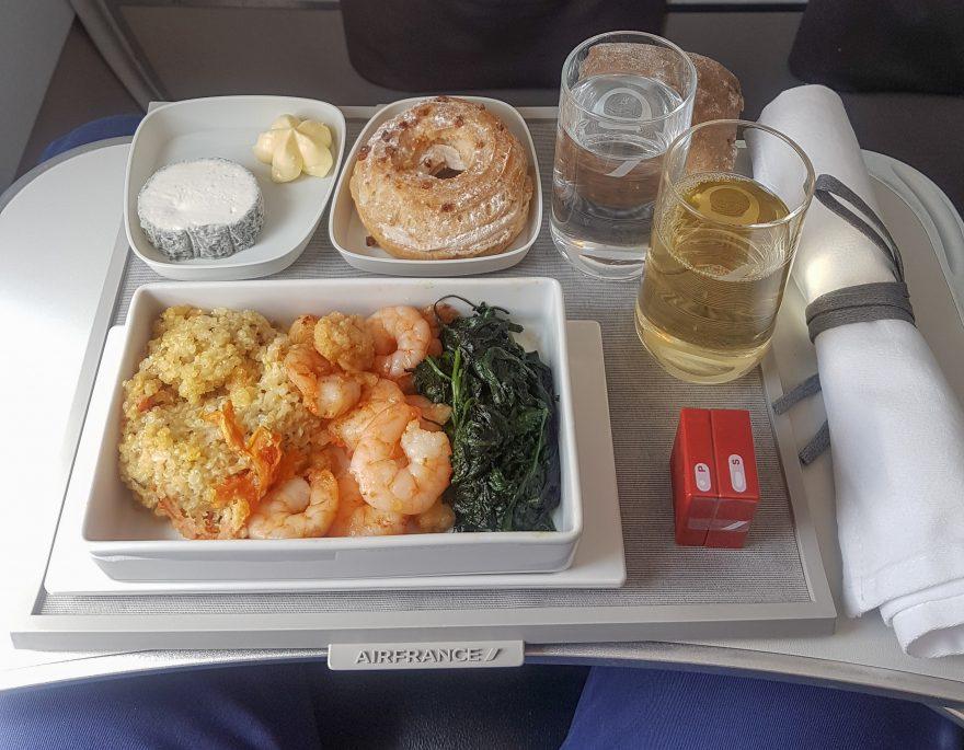 AF A321 J 12 880x685 - First Class & Business Class flight reviews