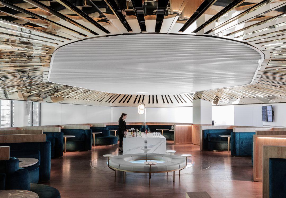 CDG 68899 original 1080x750 - REVIEW - Air France Business Class Lounge : Paris CDG - Terminal 2E - Hall L