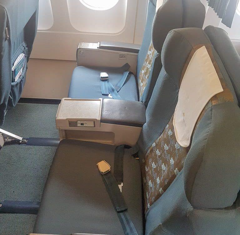 vietnam airlines business class