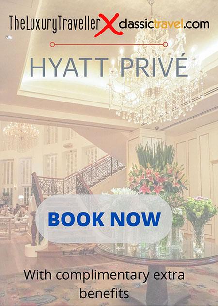 phsaigonbook 1 - REVIEW - Park Hyatt Saigon : Deluxe King (w. Pool Access)