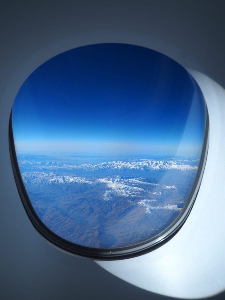 QR F A380 LHR 36 768x1024 - REVIEW - Qatar Airways : First Class - A380 - Doha (DOH) to London (LHR)
