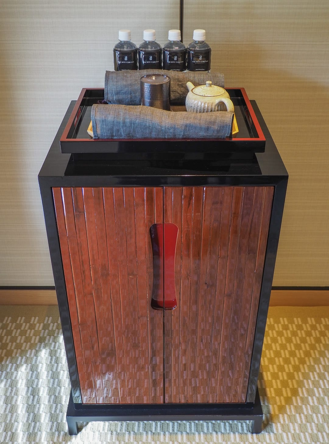 RC Kyoto 57 - REVIEW - Ritz Carlton Kyoto : Deluxe Garden King