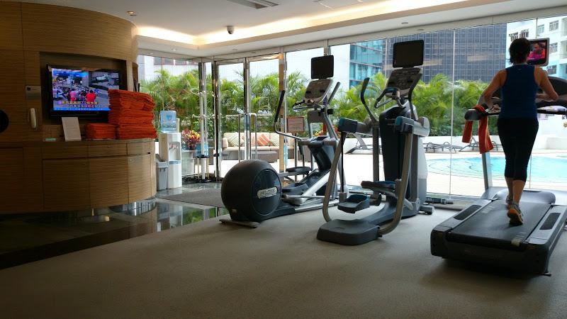 novotel century gym