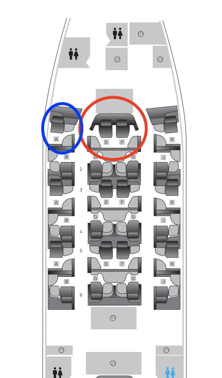 q suites - REVIEW - Qatar Airways : Q Suites Business Class - B777 - London (LHR) to Doha (DOH)