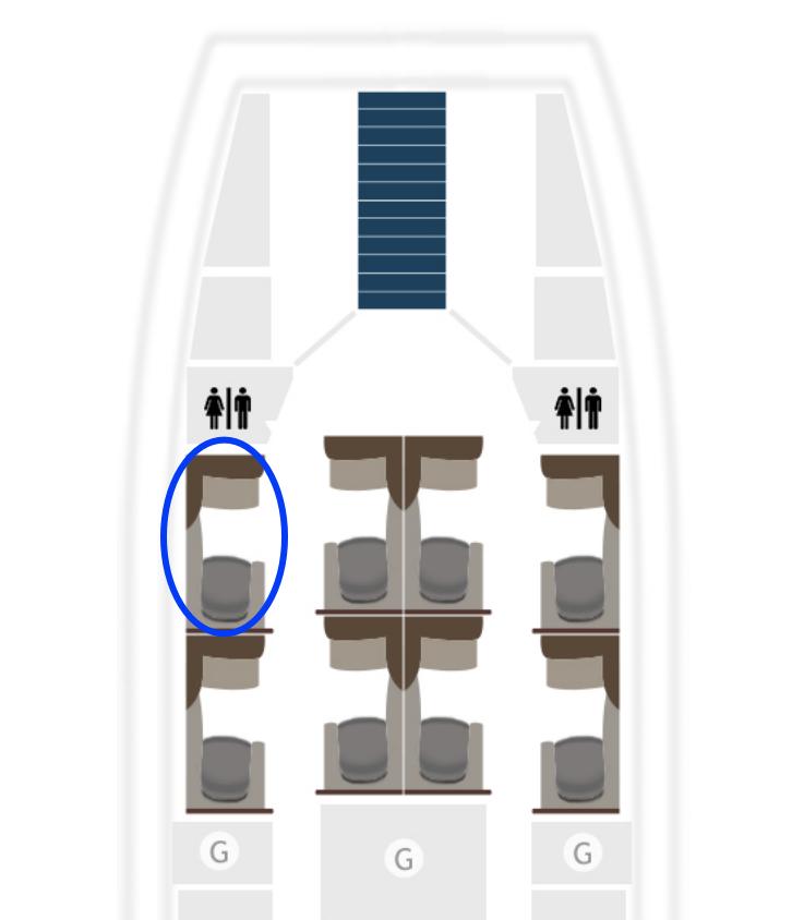 qr a380 - REVIEW - Qatar Airways : First Class - A380 - Doha (DOH) to London (LHR)