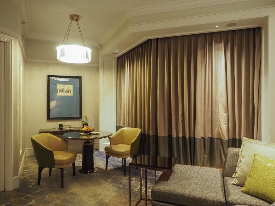 FS Singapore exec suite 13 - REVIEW - Four Seasons Singapore: Executive Suite