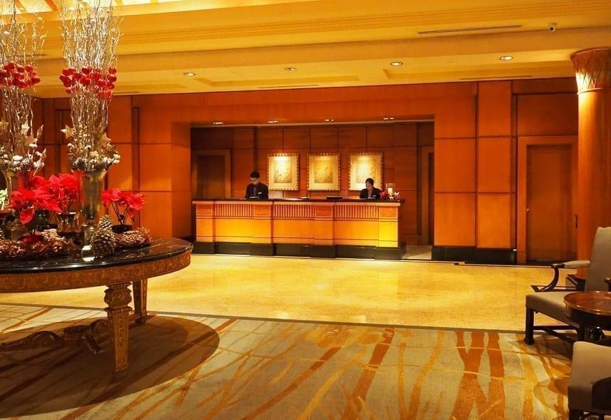 FS Singapore exec suite 2 - REVIEW - Four Seasons Singapore: Executive Suite