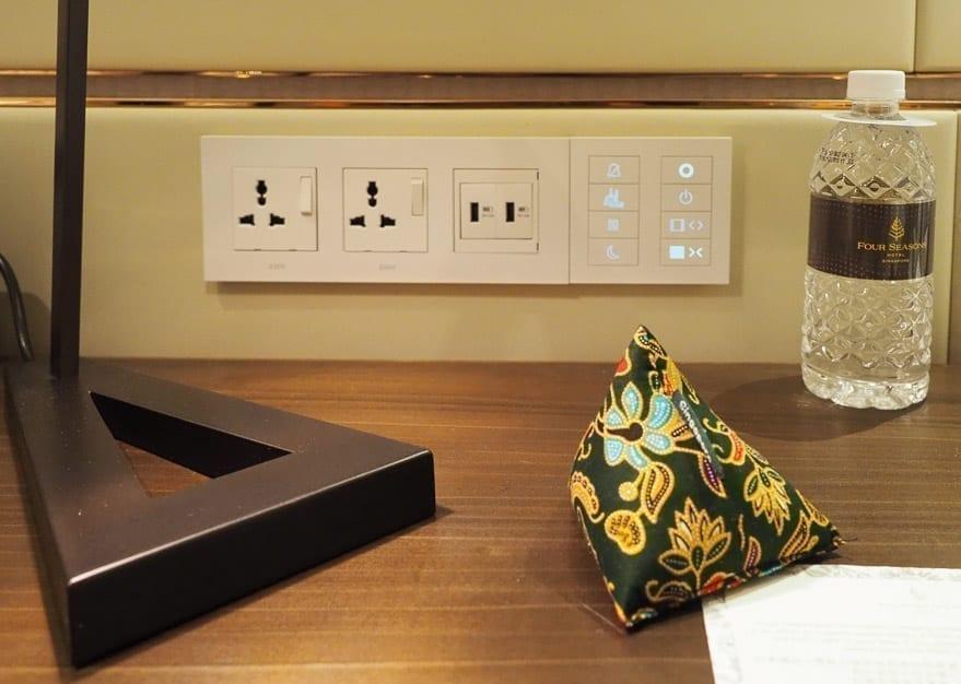 FS Singapore exec suite 22 - REVIEW - Four Seasons Singapore: Executive Suite