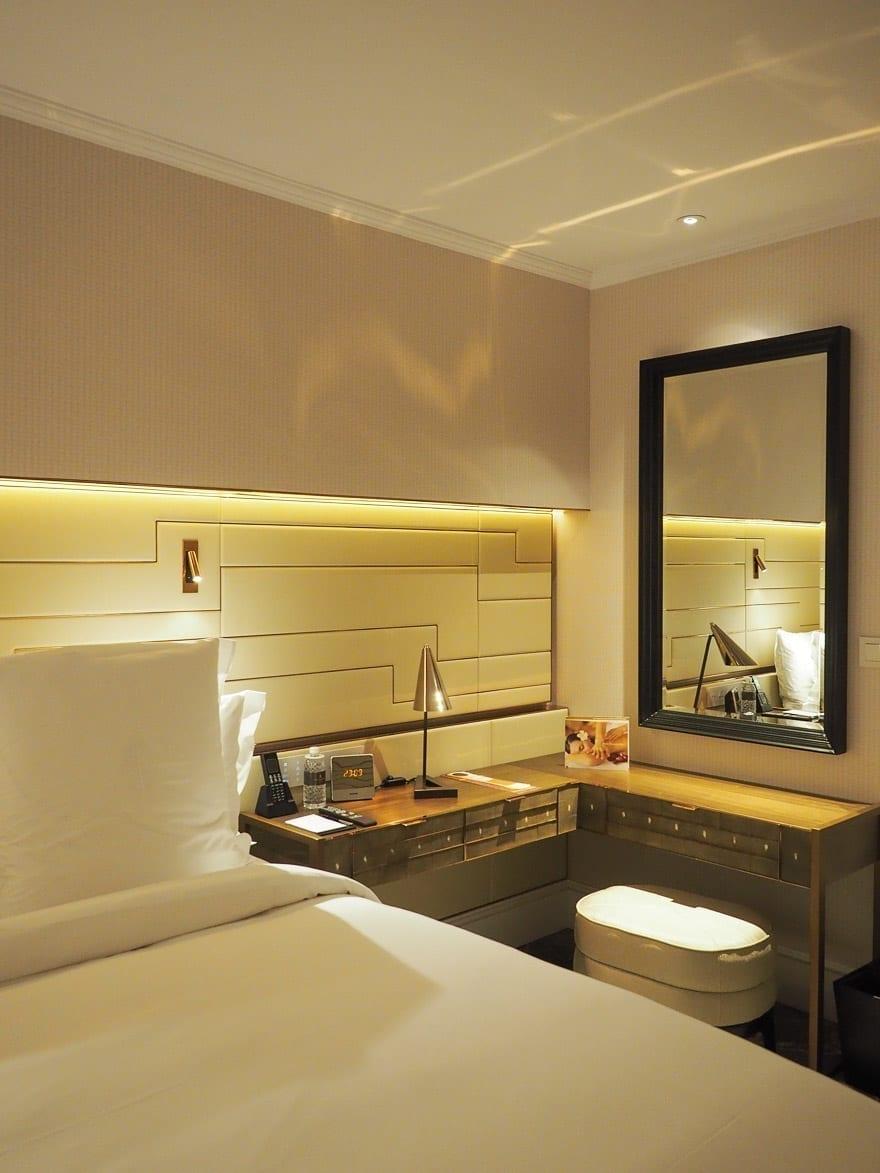 FS Singapore exec suite 24 - REVIEW - Four Seasons Singapore: Executive Suite