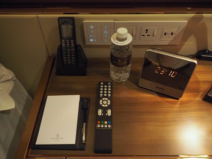 FS Singapore exec suite 26 - REVIEW - Four Seasons Singapore: Executive Suite
