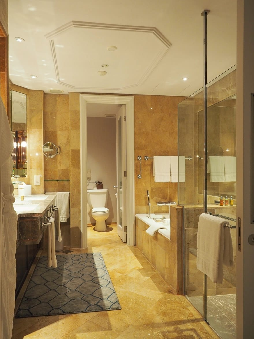 FS Singapore exec suite 28 - REVIEW - Four Seasons Singapore: Executive Suite