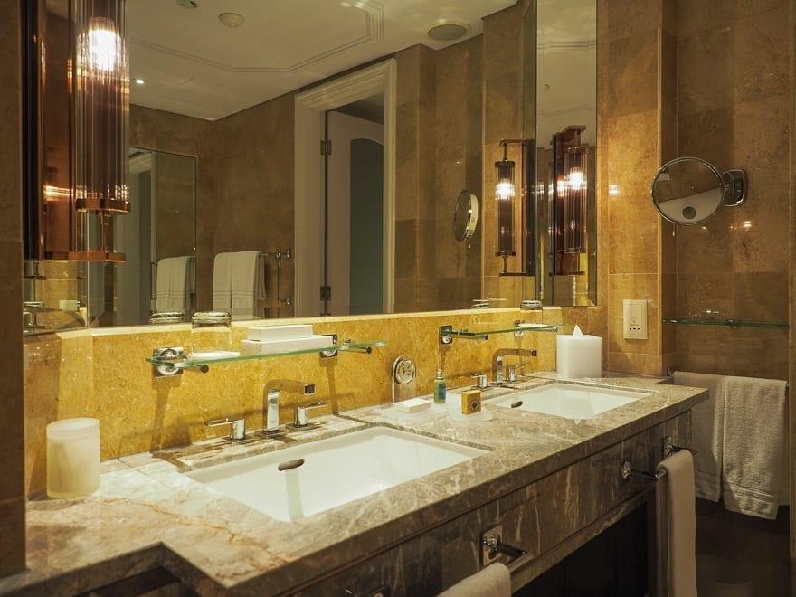 FS Singapore exec suite 30 - REVIEW - Four Seasons Singapore: Executive Suite