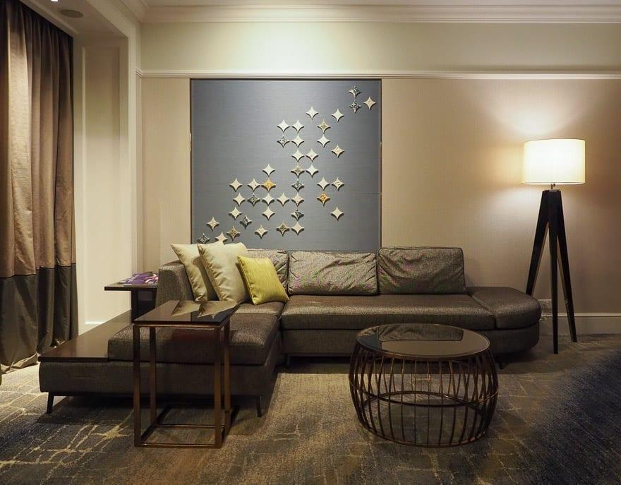 FS Singapore exec suite 35 - REVIEW - Four Seasons Singapore: Executive Suite